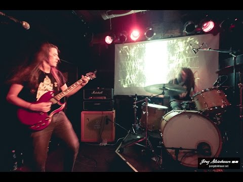 Elder - Spirit At Aphelion (HD Video + Full Sound Quality)