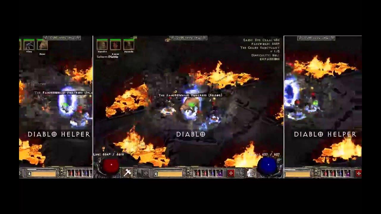 Diablo 2 bot