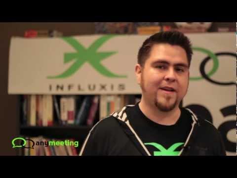 AnyMeeting WebRTC Hackathon - Jerry Chabolla, Influxis