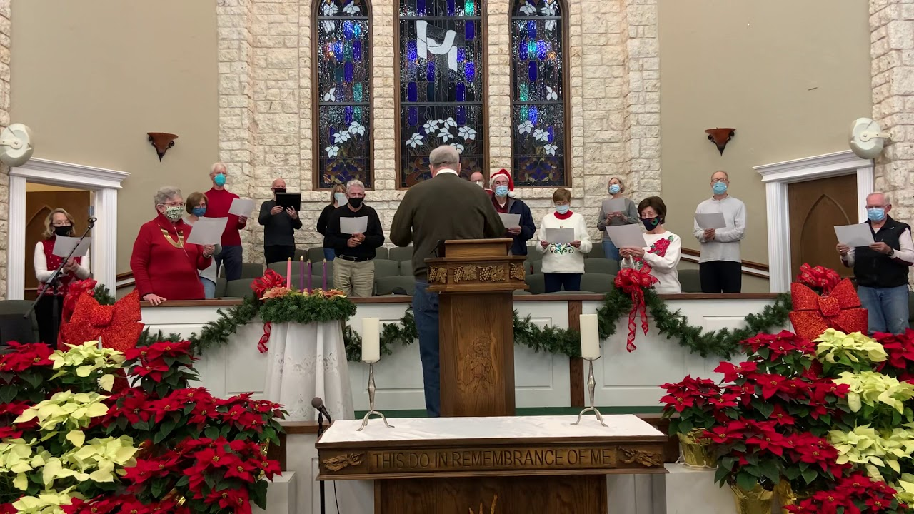 Merry Christmas from White Bluff Chapel, 2920