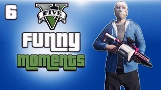 GTA 5 Online Funny Moments Ep. 6 (I