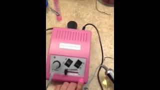 Electric nail drill Thumbnail