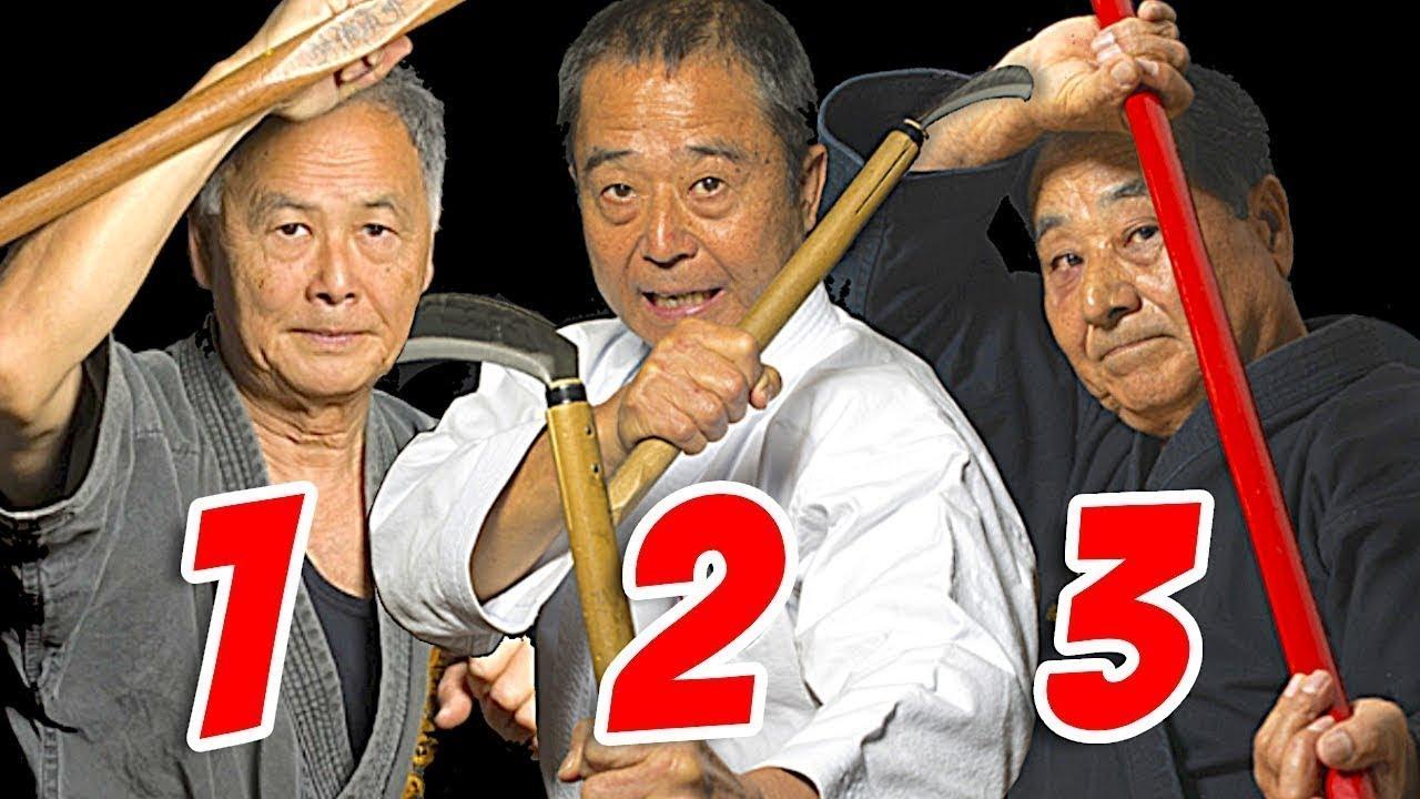 3 Kobudo Styles From Okinawa (Explained)