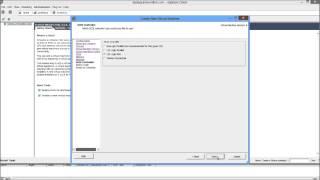 Het Maken van een Virtuele Machine Op Een VMWare ESXi-Host met Behulp van een VSphere Client