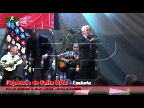 Figueiras do Paím 2012 - Cantoria - Carlos Andrade e João Leonel - 30 de Setembro