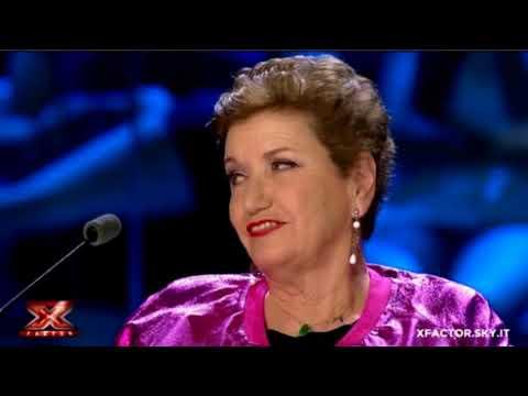 Rita Sophia Bellanza - Baby Can I Hold You(Tracy Chapman) - X Factor 2017
