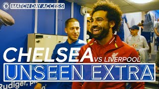 Tunnel Access: Hazard Tops Goal Scoring Chart Vs Liverpool | Unseen Extra