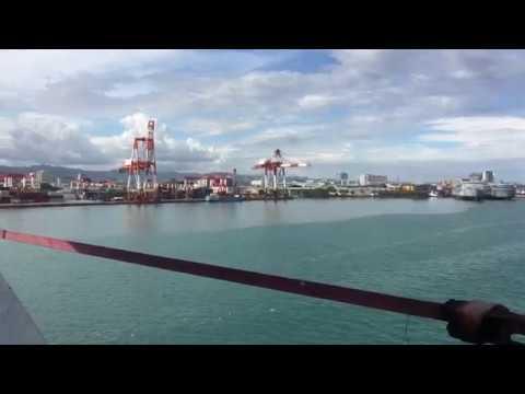 2GO Ferry - Philippines - Manila to Cebu in 7 Minutes