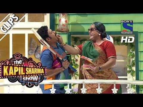 Idli is the secret of Suresh Menon's energy - The Kapil Sharma Show - Episode 4 - 1st May 2016