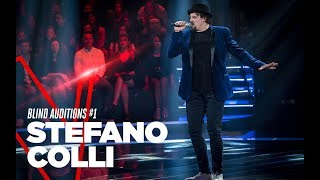 "Stefano Colli ""Moondance"" - Blind Auditions #1 - TVOI 2019"