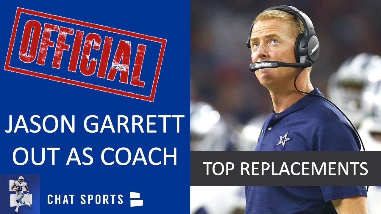 End of an era: Jason Garrett fired as Cowboys coach