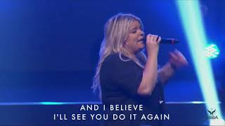 """Anna Golden- """"Do It Again"""" / Relentless Church"""