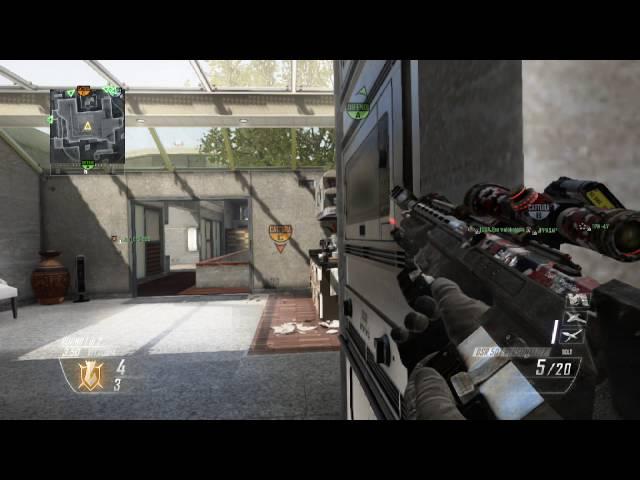 Ospite6 - Black Ops II Game Clip