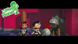 LittleBigPlanet 2 - BUNNYNAPED! [Film/Animation]