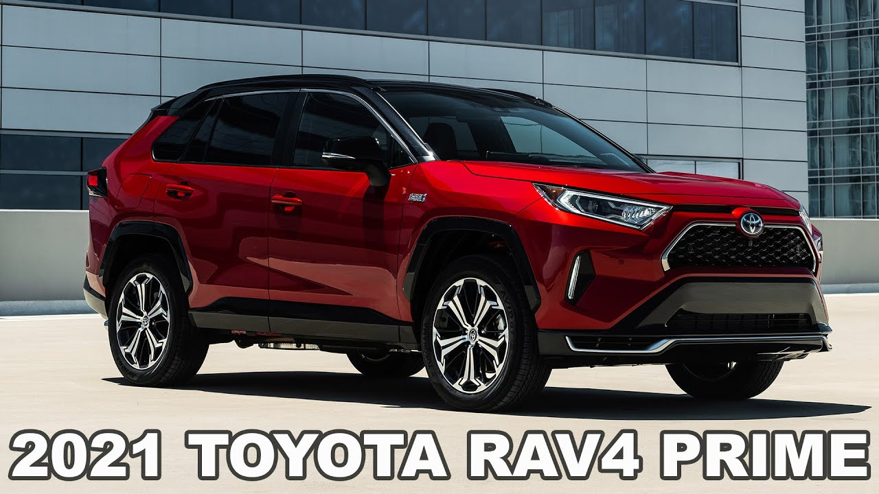 2021 Toyota Rav4 Prime First Drive Review Youtube