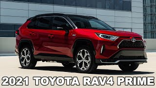 2021 Toyota RAV4 Prime: First Drive Review