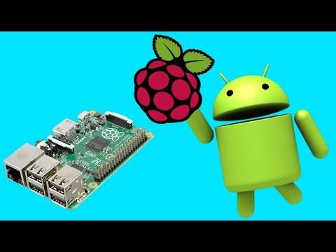 How To Install Android 6.0 Marshmallow On Raspberry Pi 3 And Side load Apps