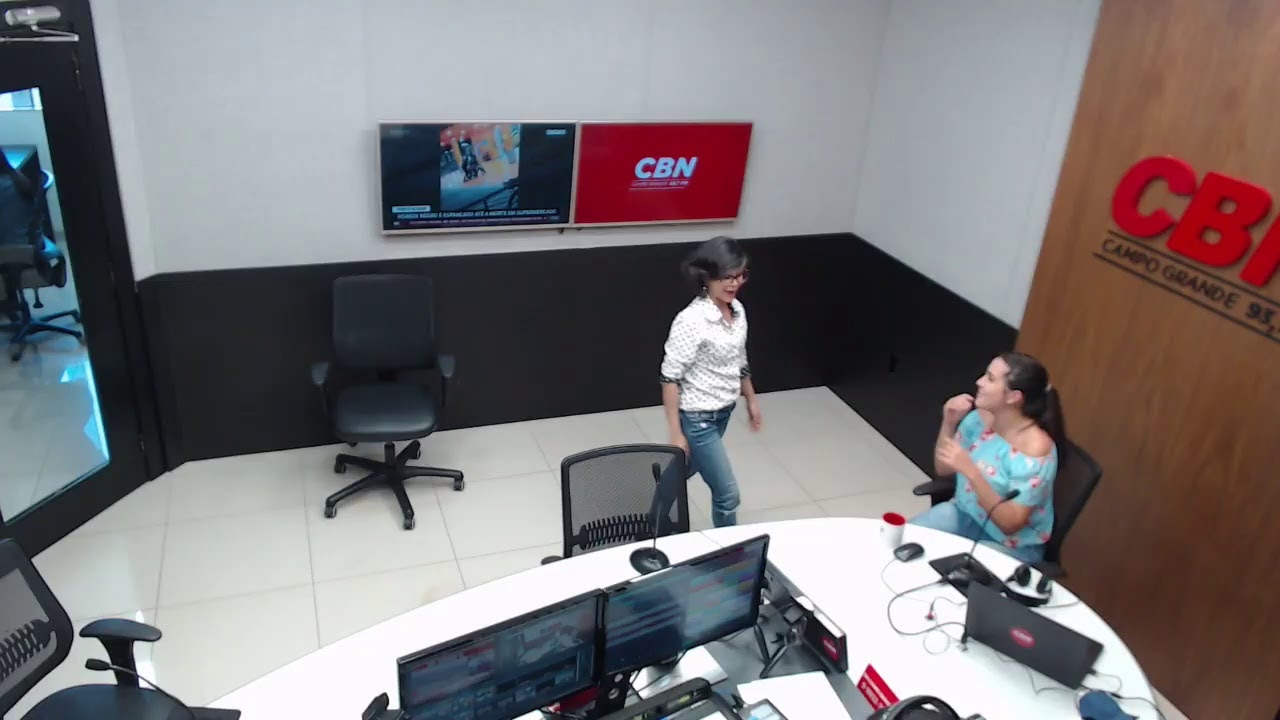 CBN Campo Grande (20/11/2020): com Ingrid Rocha