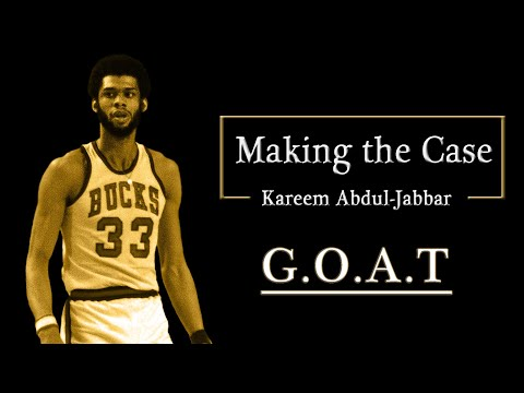 Making the Case - Kareem Abdul-Jabbar
