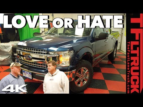 Should You Buy a New 5.0L Ford F-150? Dude I Love (or Hate) My New Ride Ep.1