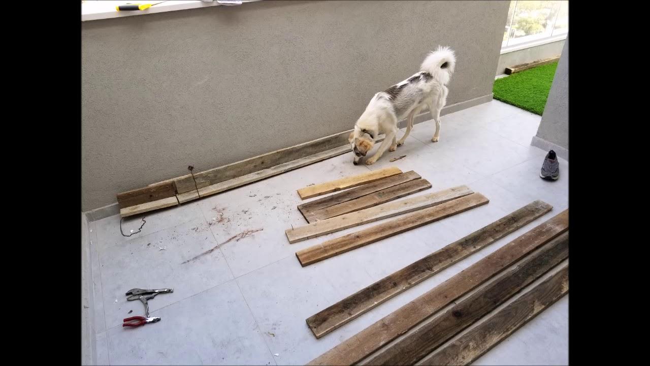 Porch potty diy for a dog youtube porch potty diy for a dog solutioingenieria Gallery