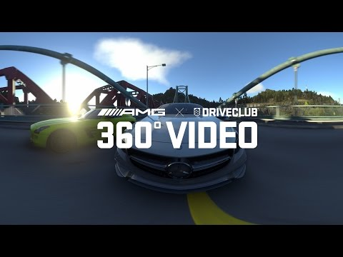 DRIVECLUB // EXCLUSIVE VIDEO