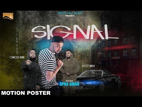 Signal (Motion Poster) | Apna Aman | White...