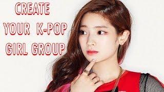 ERSTELLEN SIE IHRE K-POP-GIRL-GRUPPE #1