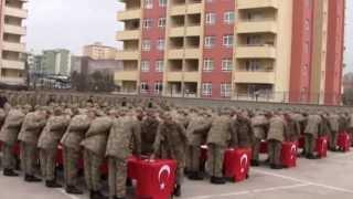 349. Kısa Dönem Ankara İl Jandarma Yemin Töreni