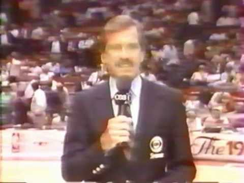 Larry Bird 1986 NBA Finals Feature