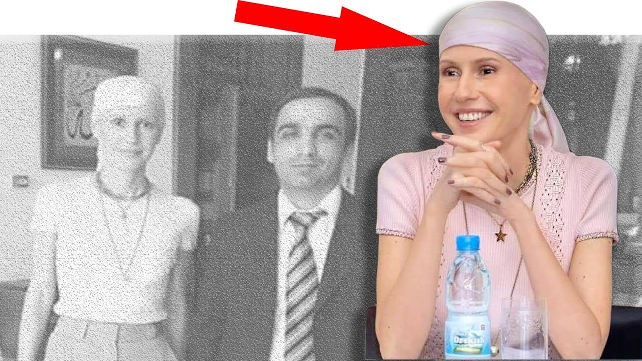 مفاجأة.. أسماء الأسد تظهر من جديد   لم الشمل