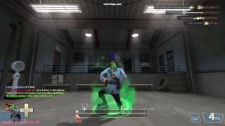 TF2 - Unusual Taunt: Fresh Brewed Victory (? Unusual Effect: Infernal Smoke)