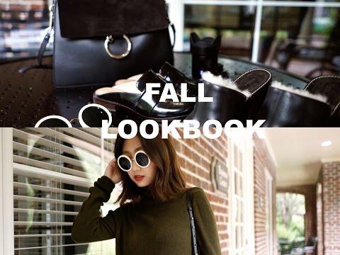 Savislook丨初秋搭配 Fall Lookbook 2015