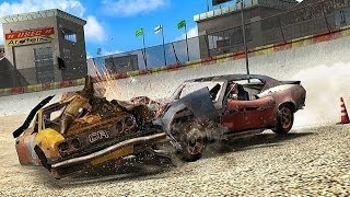 FlatOut 2 Multiplayer - Derby[HD][HUN]