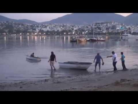 Ege Denizi'nde 6.6 Büyüklüğünde Deprem