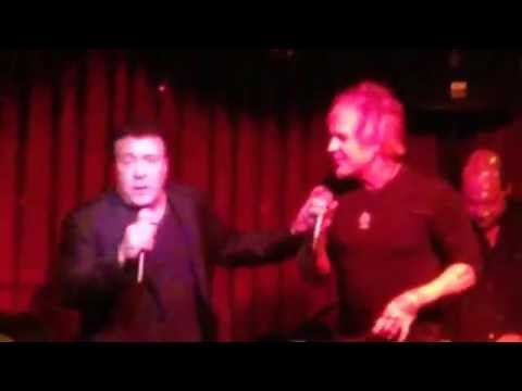 Frankie Scinta & Jimmy Hopper @ Italian American Club