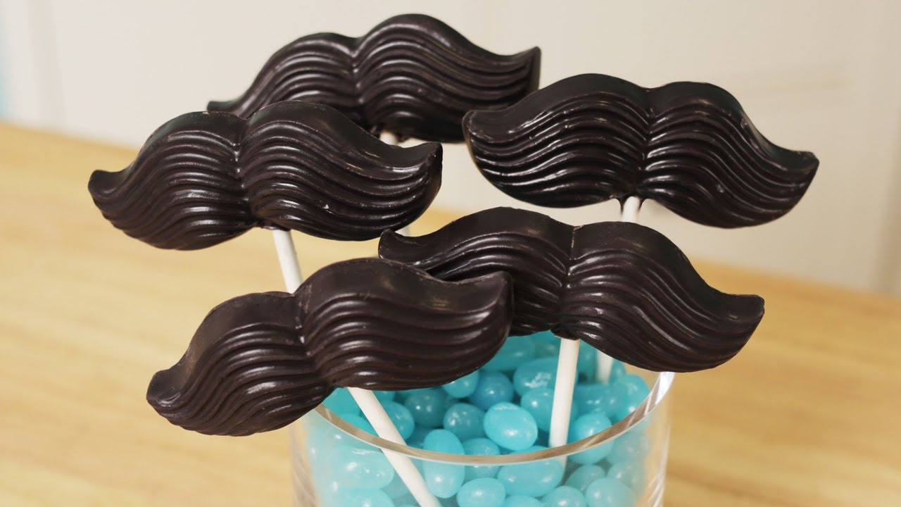 Mustache Candy Pops Nerdy Nummies Youtube