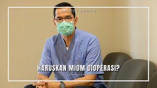 DR OZ - Wanita Harus Tau Perbedaan Antara Tumor, Miom, dan Kista (6/4/19) Part 1.