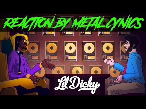 Lil Dicky - Professional Rapper (Feat. Snoop Dogg) / ( REACTION / REVIEW ) by Metal Cynics
