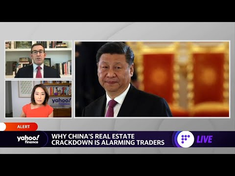 Why China's real estate crackdown is alarming investors