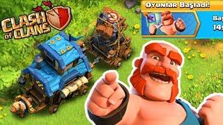 Gambar cover TEKRARDAN KLAN OYUNLARI !!!! | Clash Of Clans