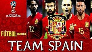 Selección de España: Perfil Rusia 2018