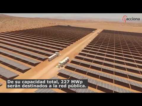 ACCIONA y Tuto Energy amplían un 50% el proyecto solar Puerto Libertad (México)