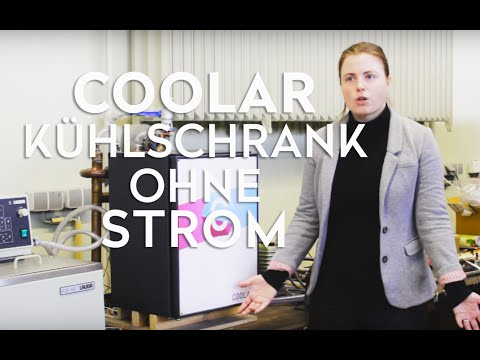 coolar k hlschrank ohne strom 2 youtube. Black Bedroom Furniture Sets. Home Design Ideas