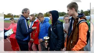 Шкільна легкоатлетична ліга-2017