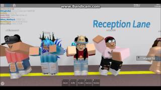 Re-training as a Receptionist | Roblox Hilton Hotel Training ~ #2