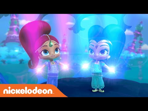 Shimmer and Shine  Theme Song  Music   Nickelodeon