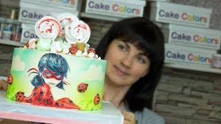 видео Торт для девочки