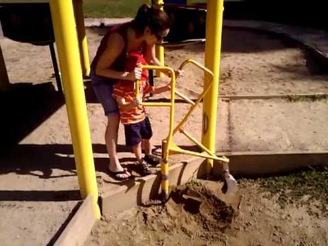 Excavating The Sand Box