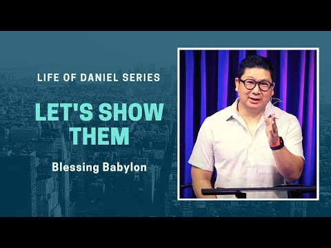 """Let's Show Them"" // Daniel H. Park // Blessing Babylon: The Life of Daniel from YouTube · Duration:  47 minutes 22 seconds"